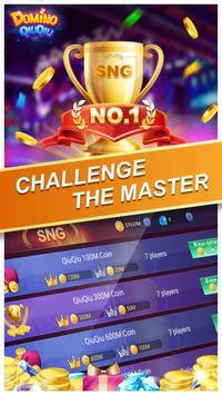 Domino QiuQiu Ekran Görüntüsü 1