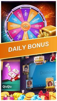 Domino QiuQiu screenshot 3