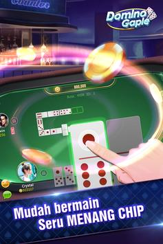 Domino Gaple TopFun(Domino QiuQiu):Free dan online screenshot 1
