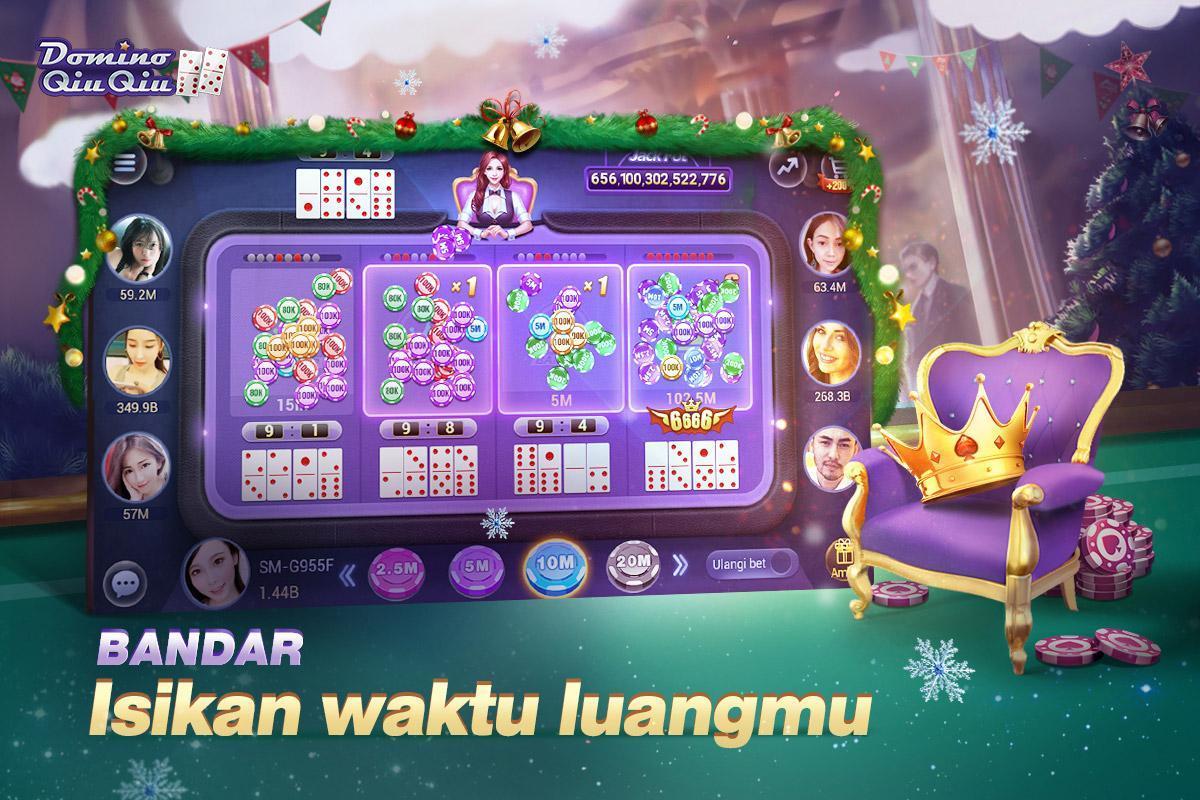 Topfun Domino Qiuqiu Domino99 Kiukiu For Android Apk Download
