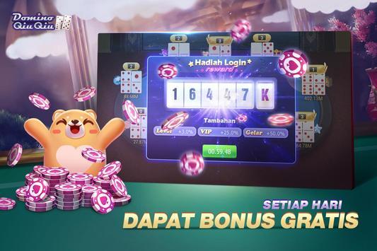 TopFun Domino QiuQiu:Domino99 (KiuKiu) screenshot 10