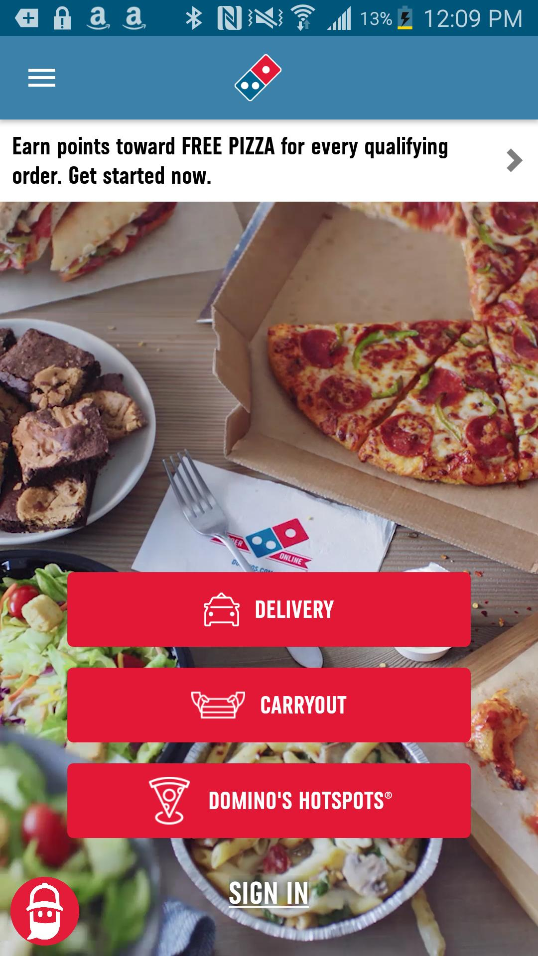Domino's Pizza USA for Android - APK Download