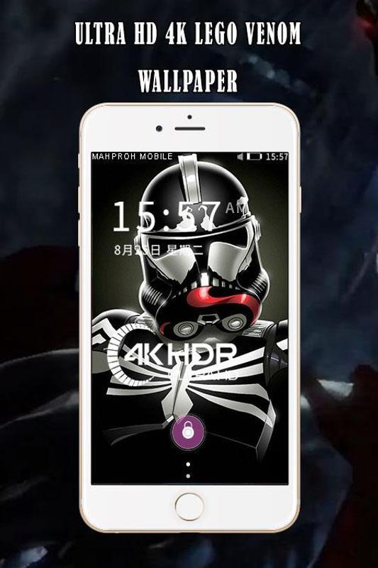 4k Hdr Lego Venom Wallpaper For Android Apk Download