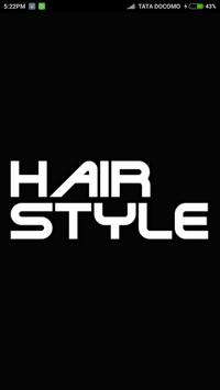 Stylish Hair Style poster