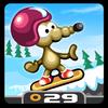 Rat On A Snowboard 아이콘