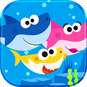 ikon Baby Family Shark - Dance In The Sea