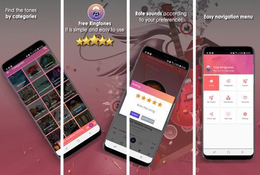 Free Ringtones - Free Songs screenshot 7