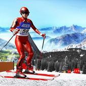 Ski Jump Super Skiing Safari Adventure icon