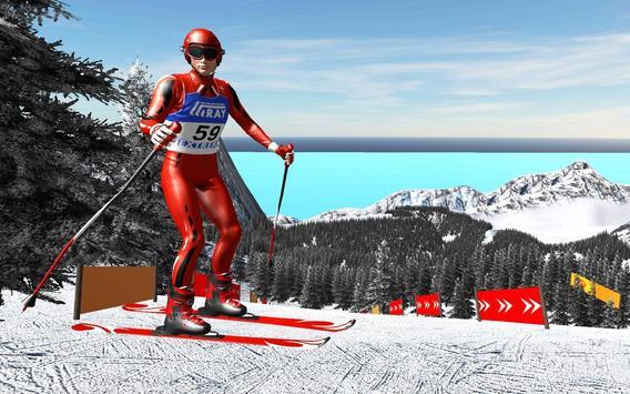 Ski Jump Super Skiing Safari Adventure screenshot 13