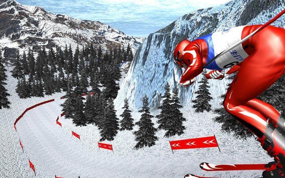 Ski Jump Super Skiing Safari Adventure screenshot 11