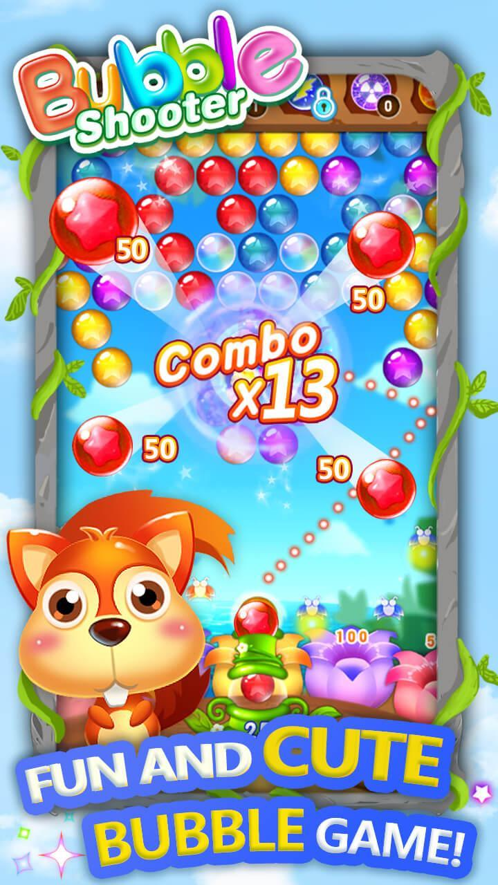 bubble shooter pet match 3 full 120 levels