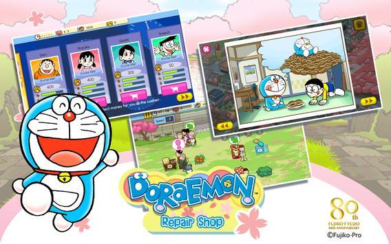 Doraemon Repair Shop Seasons screenshot 2