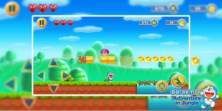 Doraemon Adventure screenshot 1