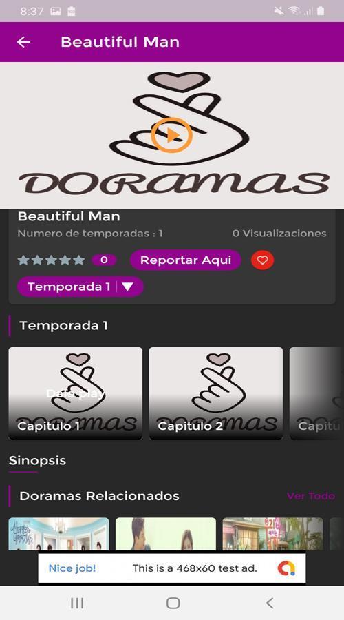 Doramas Mp4 Gratis For Android Apk Download Somos una pagina web donde podrás disfrutar de todos tus dramas y los últimos estrenos see more of doramasmp4.com on facebook. doramas mp4 gratis for android apk