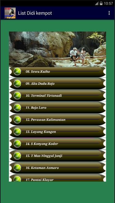 Didi Kempot Pamer Bojo Offline Lirik For Android Apk Download