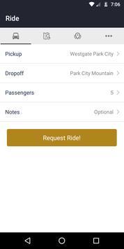 RideWG screenshot 1