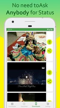 4 Schermata Status Downloader for Whatsapp