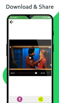 Status Downloader para Whatsapp y Video captura de pantalla 4