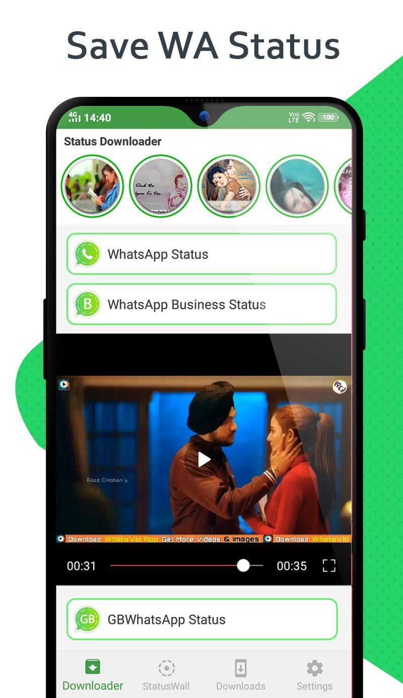 Status Saver Downloader For Whatsapp Video For Android