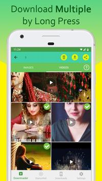 Status Downloader for Whatsapp screenshot 1