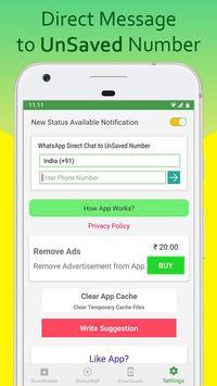 2 Schermata Status Downloader for Whatsapp