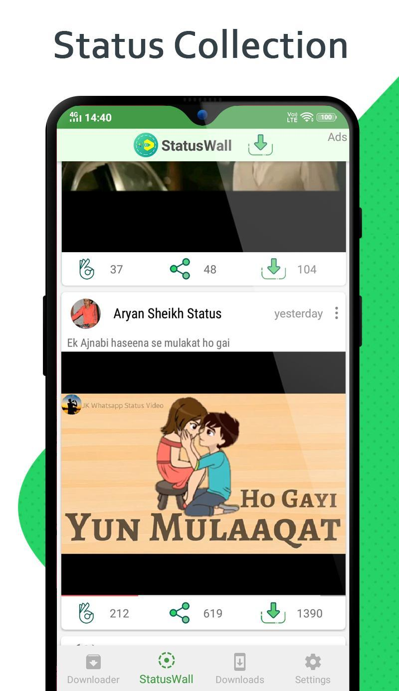 Status Downloader Para Whatsapp Y Video For Android Apk
