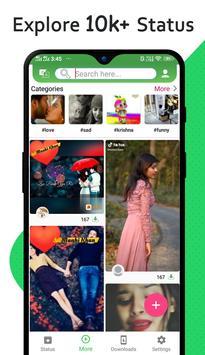Status Downloader für WhatsApp Screenshot 2