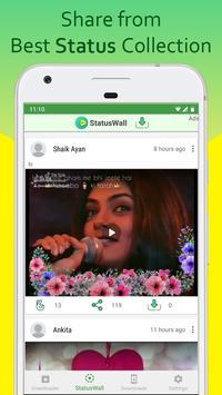 3 Schermata Status Downloader for Whatsapp