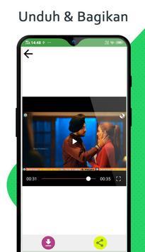 Status Unduh - Downloader untuk Whatsapp screenshot 4