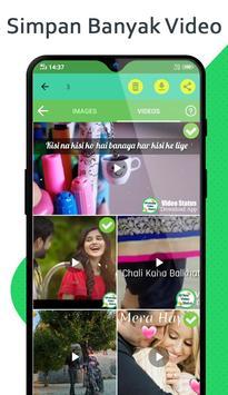 Status Unduh - Downloader untuk Whatsapp screenshot 1