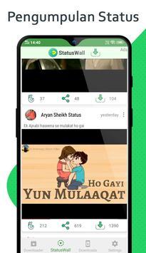 Status Unduh - Downloader untuk Whatsapp screenshot 2