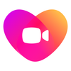 Live Chat Video Call with strangers-Whatslive أيقونة