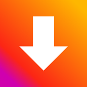 Video Downloader, Fast Video Downloader App ikona