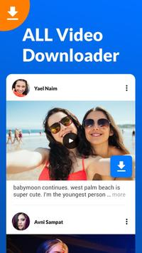 Video Downloader, Fast Video Downloader App screenshot 1