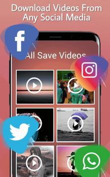 Video Downloader - Free Video Downloader app poster