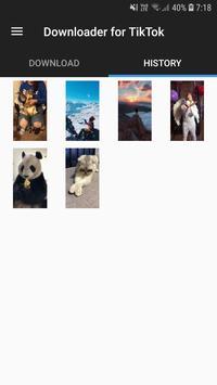 Downloader for TikTok screenshot 3