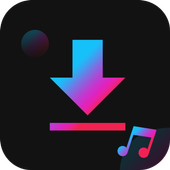 Free Music Downloader -Mp3 download music icon