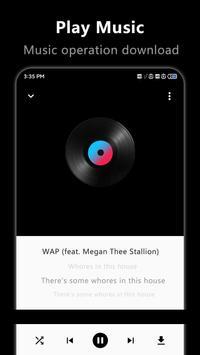 Free Music Downloader -Mp3 download music screenshot 2