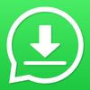 Whatsapp에 대한 무료 상태 보호기 – 상태 다운로더 아이콘