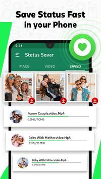 Whatsapp에 대한 무료 상태 보호기 – 상태 다운로더 스크린샷 4