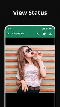 وتنزيل الحالة & تخزين  - تخزين الحالة من الواتساب تصوير الشاشة 6