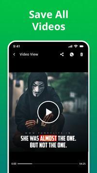 Free Status Saver for Whatsapp – Status Downloader スクリーンショット 1