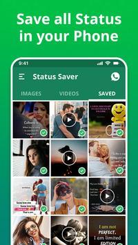 Free Status Saver for Whatsapp – Status Downloader スクリーンショット 2