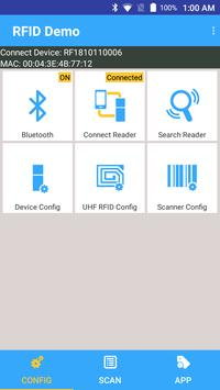 RFID DEMO App for Android - APK Download