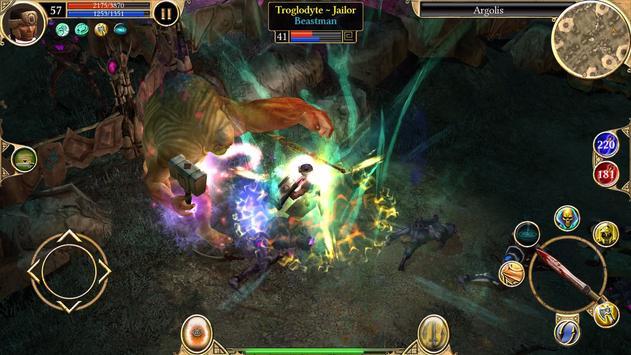 Titan Quest تصوير الشاشة 4