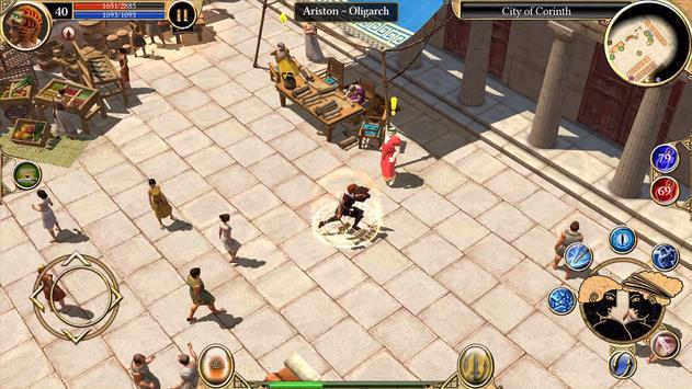 Titan Quest تصوير الشاشة 7