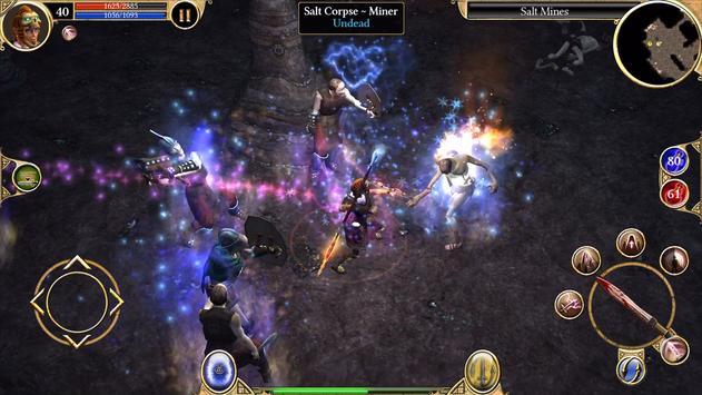 Titan Quest تصوير الشاشة 10