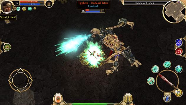 Titan Quest تصوير الشاشة 17