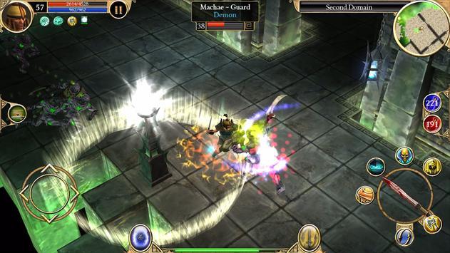 Titan Quest تصوير الشاشة 3