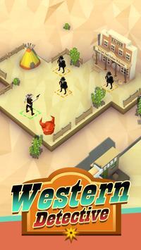 Idle Western Detective screenshot 2